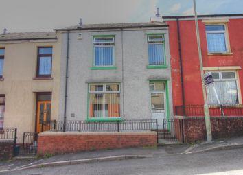 Thumbnail 3 bed terraced house for sale in Bridge Street, Aberfan, Merthyr Tydfil
