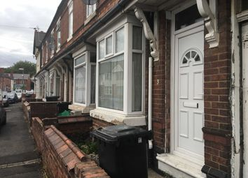 Thumbnail 2 bedroom terraced house to rent in Grainger Street, Dudley, West Midlands