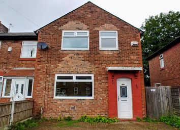 Thumbnail 3 bed end terrace house for sale in Anson Street Eccles, Manchester