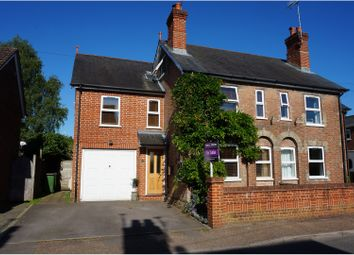 Thumbnail 4 bedroom semi-detached house for sale in Trafalgar Road, Horsham