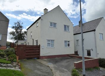 Thumbnail 3 bed detached house for sale in Caeau Gleision, Rhiwlas, Bangor