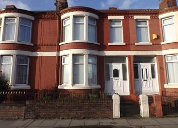 Thumbnail 4 bed terraced house for sale in Walton Hall Avenue, Liverpool, Merseyside