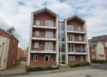 Thumbnail 2 bed flat for sale in Sinatra Drive, Oxley Park, Milton Keynes