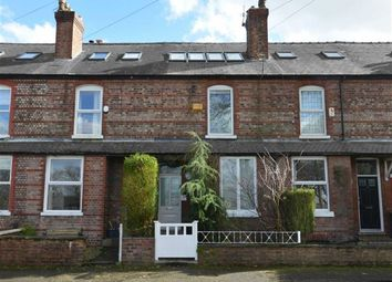 Thumbnail 3 bed terraced house for sale in Perrygate Avenue, West Didsbury, Manchester