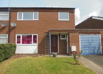 Thumbnail 3 bedroom semi-detached house for sale in Churchway, Stirchley, Telford