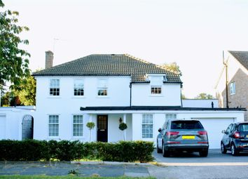 Thumbnail 4 bed detached house to rent in Mospey Crescent, Epsom
