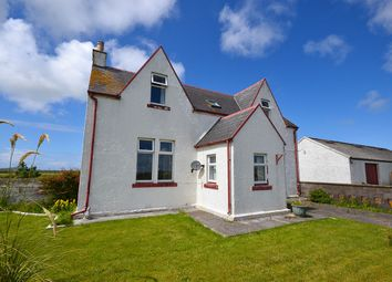 Thumbnail 3 bed detached house for sale in Crossapol, Isle Of Tiree