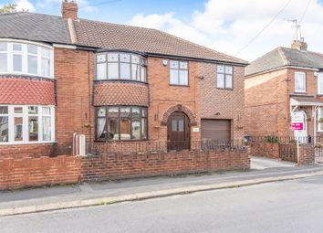 Thumbnail 4 bed semi-detached house for sale in Church Street, Mexborough