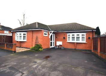 Thumbnail 2 bed bungalow for sale in The Wayne Way, Birstall, Leicester