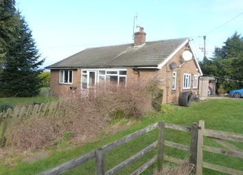 Thumbnail 3 bed detached bungalow for sale in Sixteen Foot Bank, Stonea, March