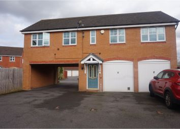 Thumbnail 2 bed flat for sale in Hawksworth Crescent, Birmingham