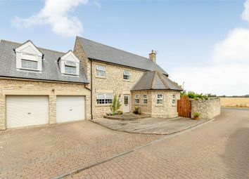 Thumbnail 4 bed detached house for sale in Peplow Close, Burton Salmon, Leeds, North Yorkshire