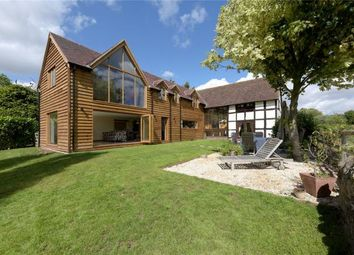Thumbnail 5 bed barn conversion for sale in Linley Green Road, Whitbourne, Worcester