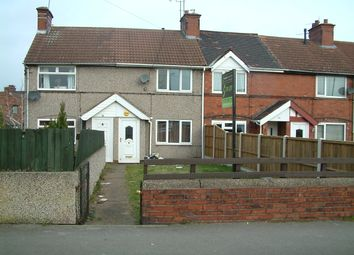 Thumbnail 3 bed terraced house to rent in Nelson Road, Rossington, Doncaster