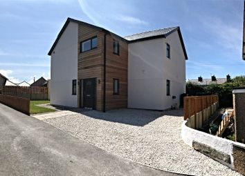 Thumbnail 4 bed detached house for sale in Y Maes, Nefyn