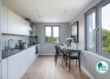 Thumbnail 1 bed flat for sale in The View, London