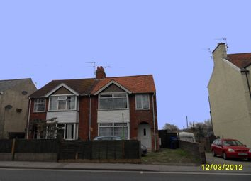 Thumbnail 1 bed flat to rent in Victoria Road, Lowestoft