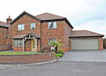 Thumbnail 4 bed detached house for sale in Court Farm Gardens, Longwell Green, Bristol