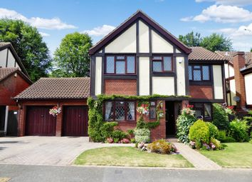 Thumbnail 4 bed detached house for sale in Staines Square, Dunstable