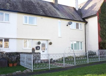 Thumbnail 3 bed terraced house for sale in Maes Hyfryd, Beaumaris, Anglesey