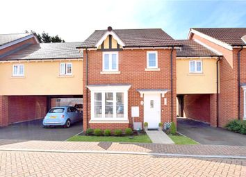 4 bed link-detached house for sale in Finch Walk, Sible Hedingham, Essex CO9
