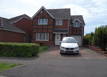 Thumbnail 4 bed detached house to rent in Finchale Priory, Bedford