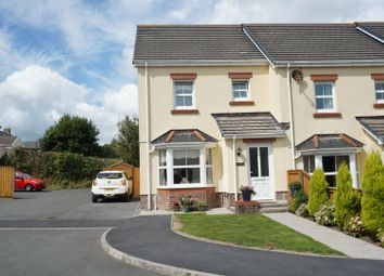 Thumbnail 3 bed end terrace house for sale in Llygad-Y-Ffynnon, Llanelli
