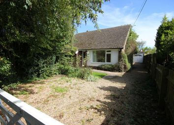 Thumbnail 4 bed detached house to rent in Worminghall Road, Oakley, Aylesbury