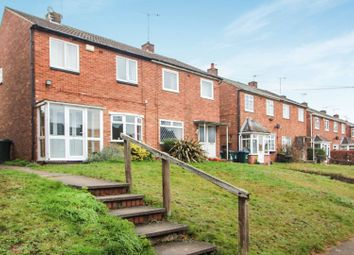 Thumbnail 3 bedroom semi-detached house for sale in Flynt Avenue, Coventry