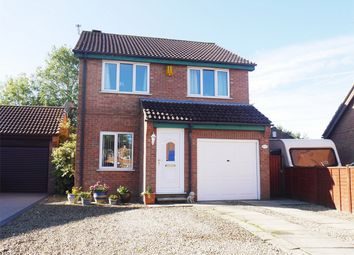Thumbnail 3 bed detached house for sale in Muirfield Way, York