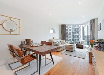Thumbnail 2 bed flat to rent in Kingfisher House, Battersea Reach