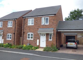 Thumbnail 4 bedroom detached house to rent in Cowslip Close, Catshill, Bromsgrove