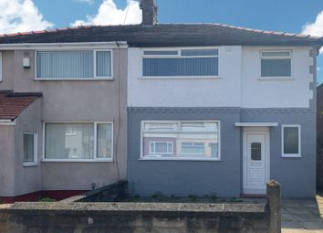 3 bed semi-detached house for sale in Marina Crescent, Bootle, Merseyside L30