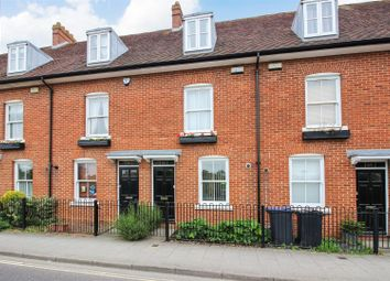 Thumbnail 4 bed terraced house for sale in Station Road West, Canterbury