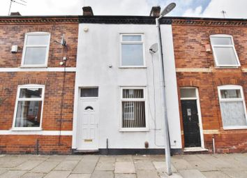 Thumbnail 3 bed terraced house for sale in Wycliffe Street, Eccles, Manchester