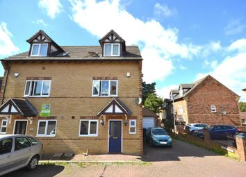 Thumbnail 3 bed semi-detached house for sale in Christine Court, Raunds, Wellingborough
