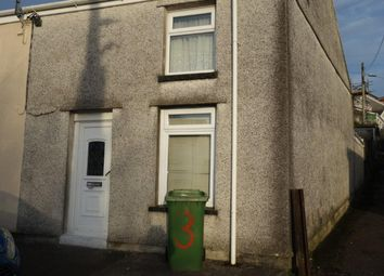 Thumbnail 3 bedroom end terrace house for sale in Station Road, Tonyrefail
