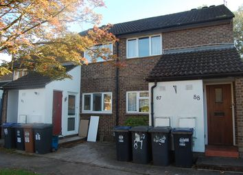 Thumbnail 1 bedroom maisonette to rent in Willowmead, Hertford