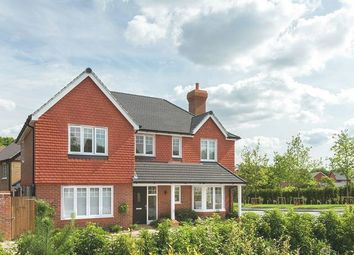 """Thumbnail 4 bed detached house for sale in """"The Osmore - Shared Garage"""" at North Common Road, Wivelsfield Green, Haywards Heath"""