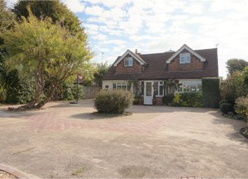 Thumbnail 5 bed detached house for sale in Outerwyke Avenue, Bognor Regis