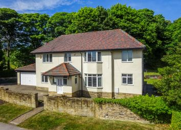 Thumbnail 5 bed detached house for sale in Rawdon Hall Drive, Rawdon, Leeds