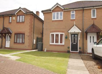 Thumbnail 3 bed semi-detached house for sale in Riverside, Scawby Brook, Brigg