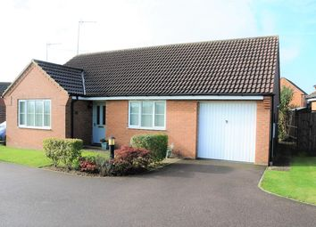 Thumbnail 2 bed detached bungalow for sale in Woodland View, Spilsby