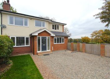 Thumbnail 4 bed semi-detached house for sale in Woodrow Way, Ashley, Market Drayton