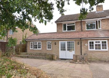 Thumbnail 4 bed end terrace house to rent in Rosemary Lane, Blackwater, Camberley