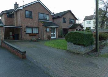 Thumbnail 4 bed detached house for sale in Main Street, Osgathorpe, Loughborough