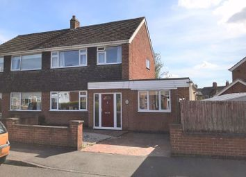 Thumbnail 3 bed property for sale in Garfield Road, Hugglescote, Coalville
