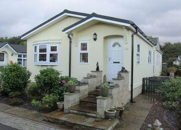 Thumbnail 2 bed mobile/park home for sale in Bridgend Park (Ref 5439), Wooler, Northumberland