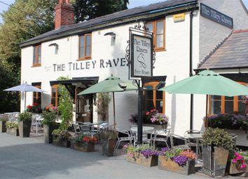 Thumbnail Pub/bar for sale in Shropshire SY4, Tilley Village, Wem