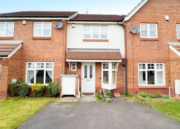 Thumbnail 2 bed town house for sale in Fisher Close, Sutton-In-Ashfield, Nottinghamshire
